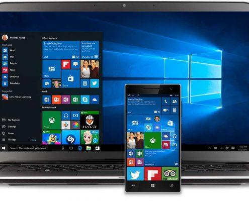 device windows 10