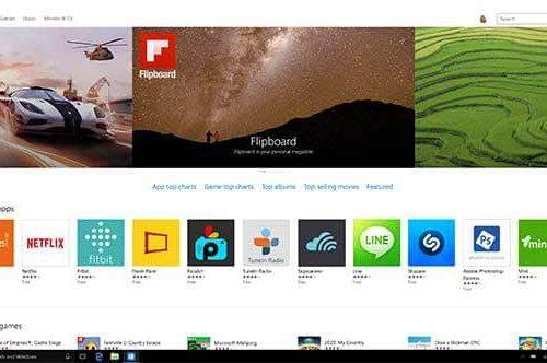 ویندوز 10 مایکروسافت می