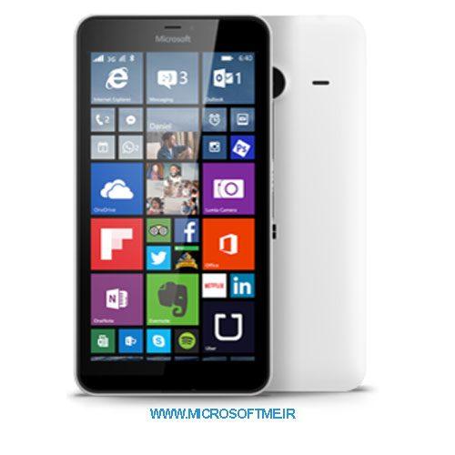 گوشی لومیا 640 ایکس ال در فروشگاه مایکروسافت می
