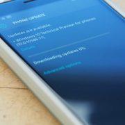 ویندوز 10 موبایل بیلد 10586.71