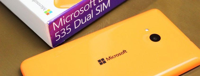 lumia 535 مایکروسافت می