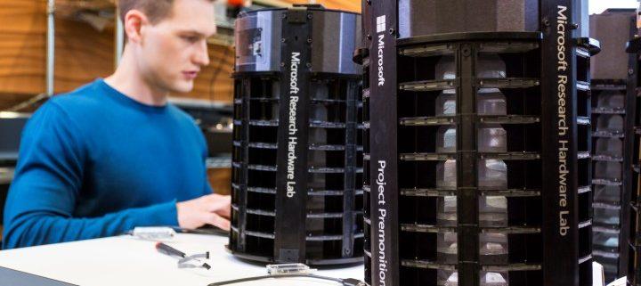 مرکز تحقیقاتی مایکروسافت دام های بهتری برای پشه گیری میسازد ! مایکروسافت می جدیدترین اخبار مایکروسافت