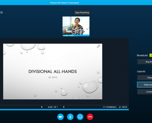 امکان ترجمه و زیر نویس خودکار جلسات تا پایان 2016 به اسکایپ افزوده می شود.