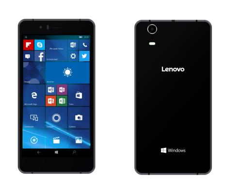 ویندوزفون جدید، این بار در دستان Lenovo, اخبار مایکروسافت در مایکروسافت می