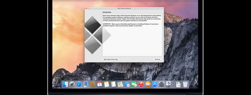 آموزش بوت کمپ، ابزار نصب ویندوز بر روی مک در مایکروسافت می