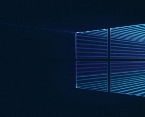 لوگوی ویندوز 10 مایکروسافت می