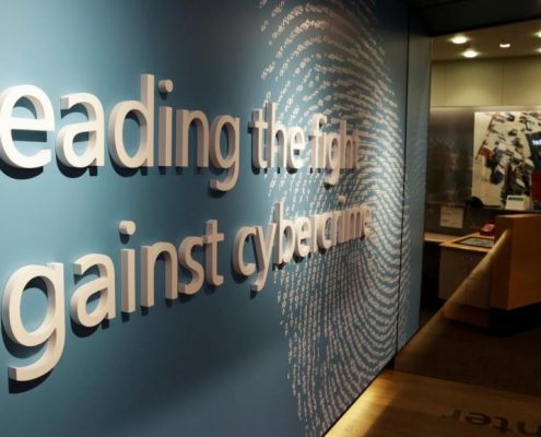 مرکز مبارزه با جرایم سایبری مایکروسافت مایکروسافت می