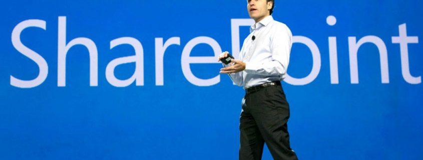 تصویری از SharePoint مایکروسافت می