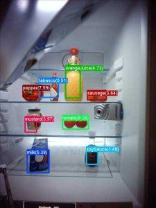 یخچال هوشمند مایکروسافت مایکروسافت می