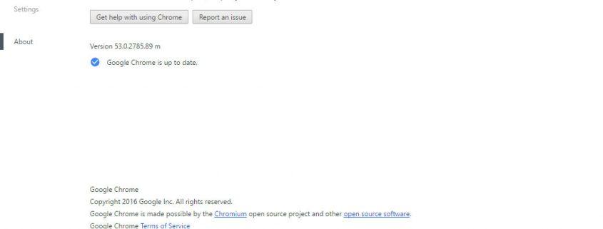 آپدیت گوگل کروم به ورژن 53 مایکروسافت می