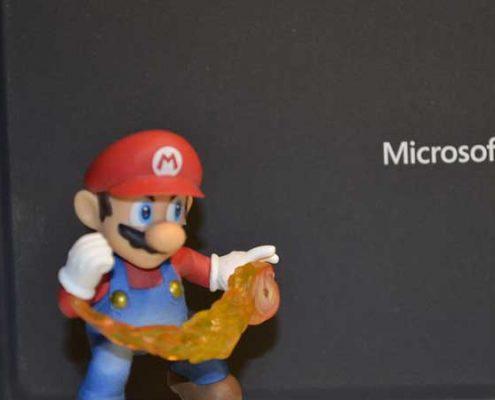 ماریو (قارچ خور)