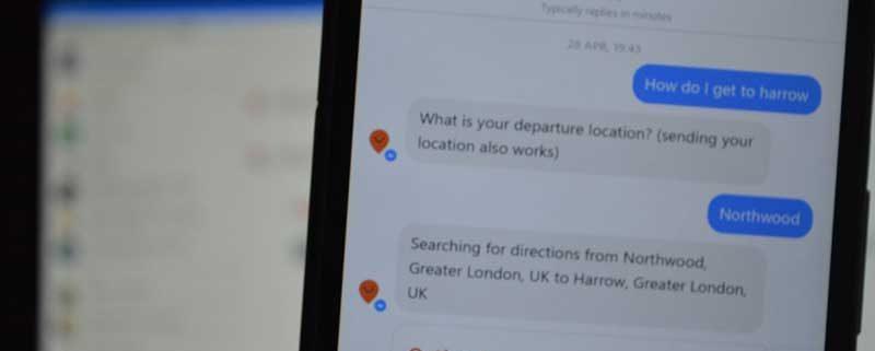 مسنجر فیسبوک در ویندوز 10 موبایل