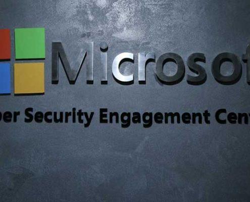 امنیت سایبری مایکروسافت