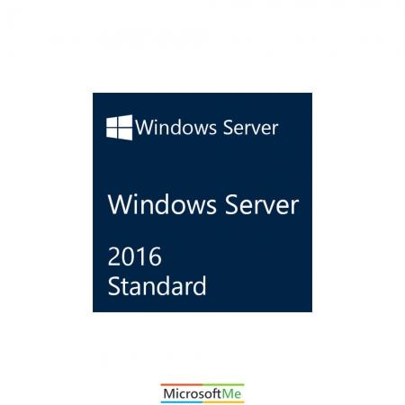 خرید ویندوز سرور 2016 استاندارد اورجینال