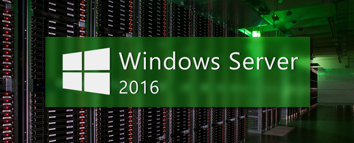 ویندوز سرور 2016