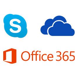وان درایو و اسکایپ در آفیس 365