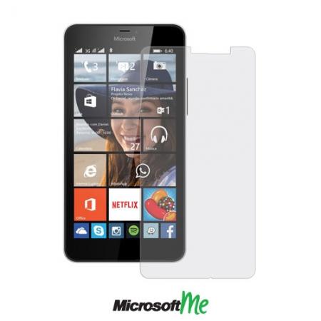 محافظ صفحه شیشه ای لومیا 640 XL