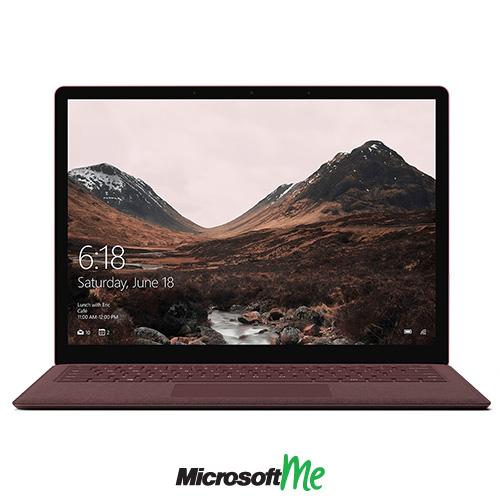 سرفیس لپ تاپ کبود روبرو