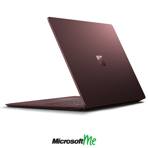 سرفیس لپ تاپ کبود نمای پشت