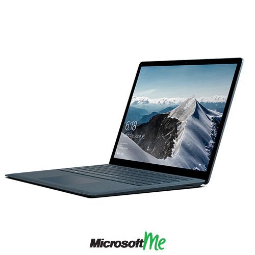 سرفیس لپ تاپ رنگ آبی کبالت نمای راست