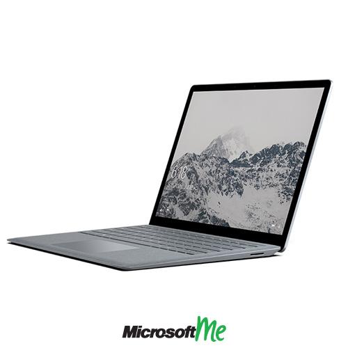 سرفیس لپ تاپ رنگ پلاتینی نمای راست