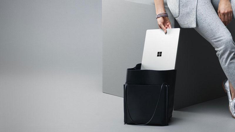 بررسی مایکروسافت سرفیس لپ تاپ