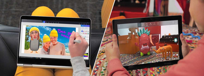 دنیای سه بعدی در ویندوز 10