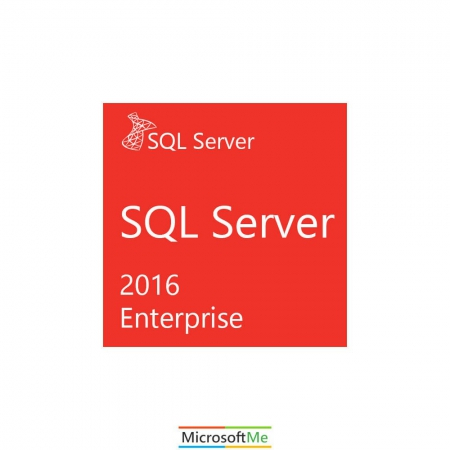 خرید SQL Server 2016 Enterprise