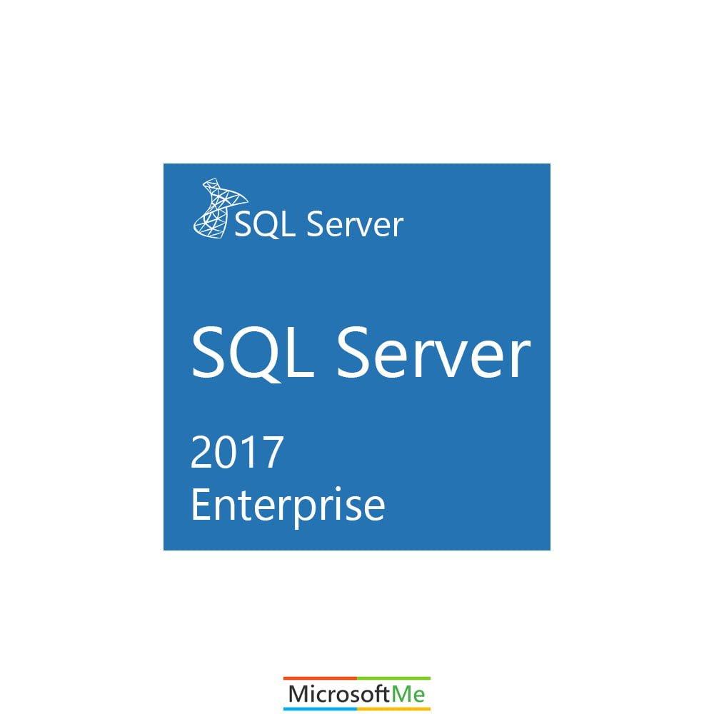 خرید SQL Server 2017 Enterprise