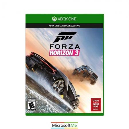 بازی Forza Horizon 3