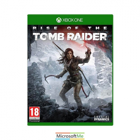 بازی Rise of the Tomb Rider