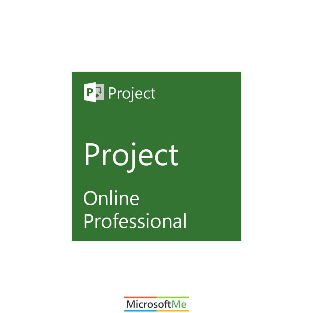 مایکروسافت پراجکت آنلاین پروفشنال