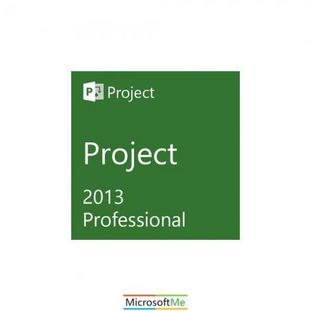 مایکروسافت پراجکت پروفشنال 2013