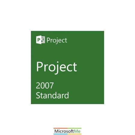 مایکروسافت پراجکت استاندارد 2007