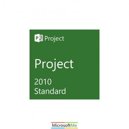 مایکروسافت پراجکت استاندارد 2010