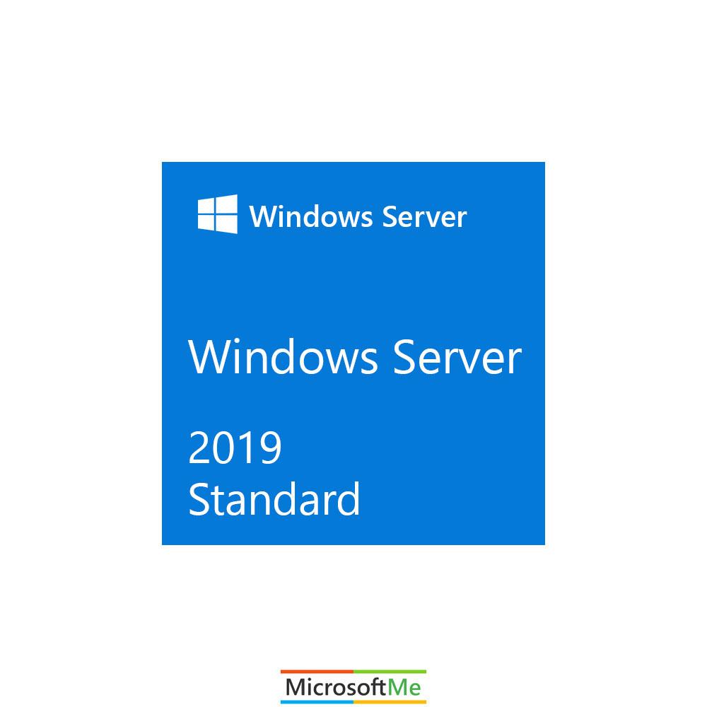 خرید لایسنس ویندوز سرور استاندارد 2019