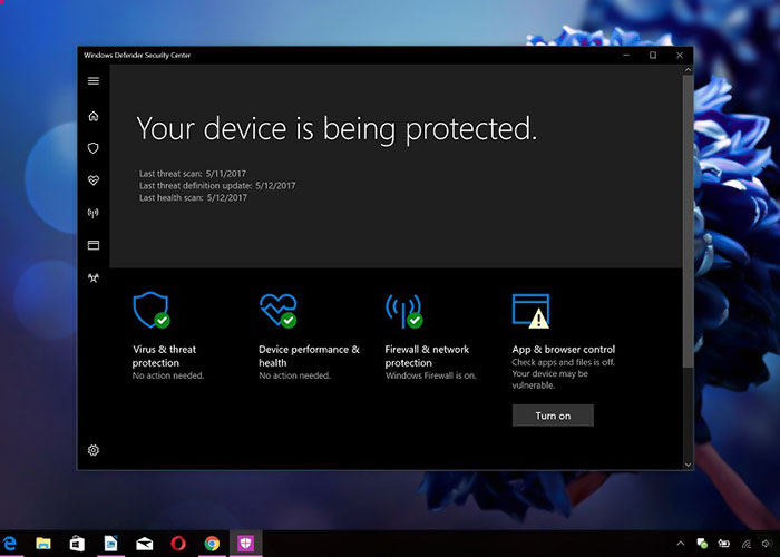 امنیت ویندوز سرور با ویندوز دیفندر
