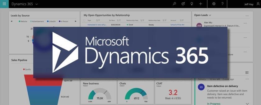 مایکروسافت داینامیکز 365