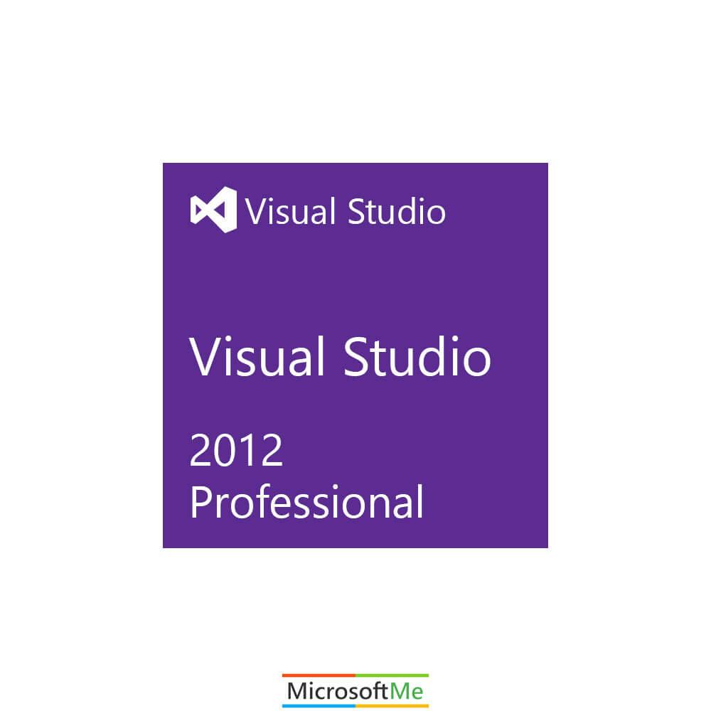 ویژوال استودیو 2012 پروفشنال