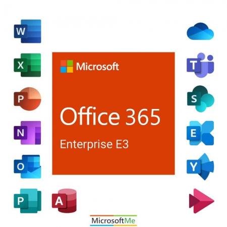 خرید آفیس 365 اینترپرایز E3