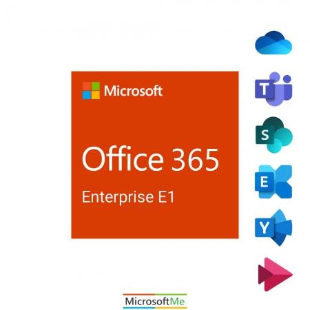 خرید آفیس 365 اینترپرایز E1