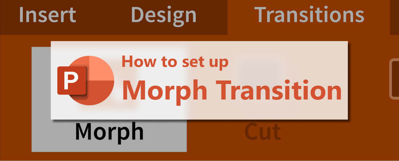 ترنزیشن مورف