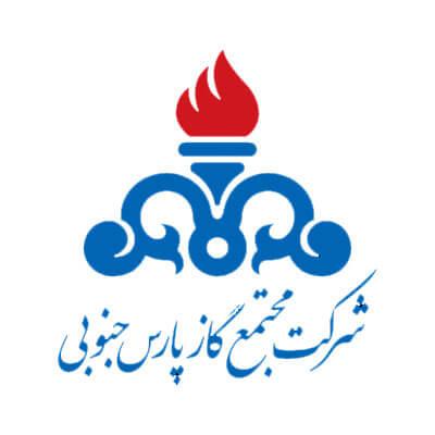 لوگوی شرکت مجتمع گاز پارس جنوبی