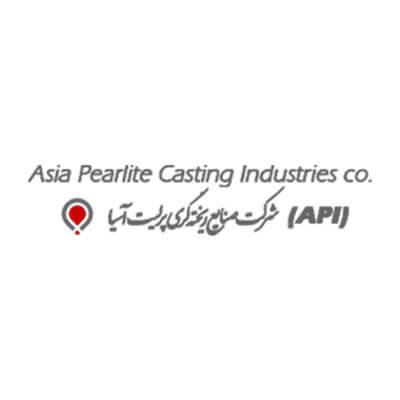 لوگوی پرلیت آسیا