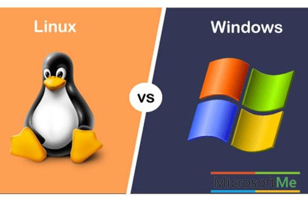 تفاوت لینوکس و ویندوز در امنیت
