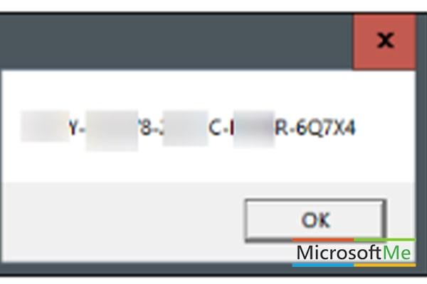 استفاده کردن از Registry Windows جهت دریافت شماره سریال ویندوز 10