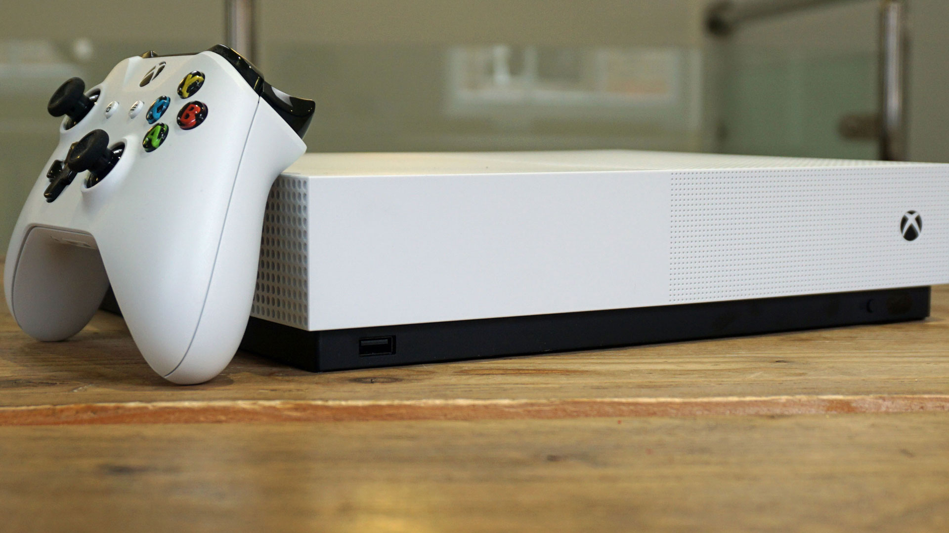 ایکس باکس وان اس آل دیجیتال (Xbox One S All Digital)