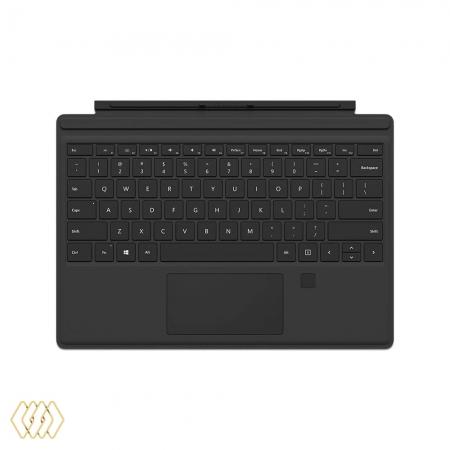 کیبورد سرفیس پرو با حسگر اثر انگشت (Surface Pro Type Cover with Fingerprint ID)